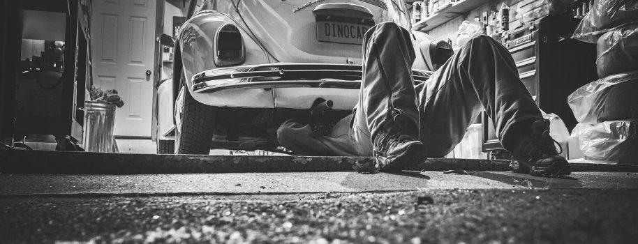 Zabezpieczenie garażu domowego dla samochodu z instalacją LPG